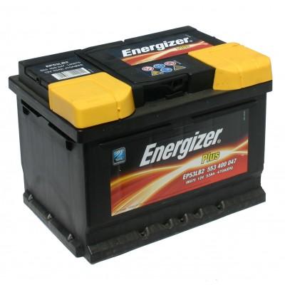 ENERGIZER PLUS AKUMULATOR 12V 53Ah D