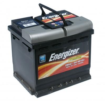 ENERGIZER STANDARD AKUMULATOR 12V 56Ah L