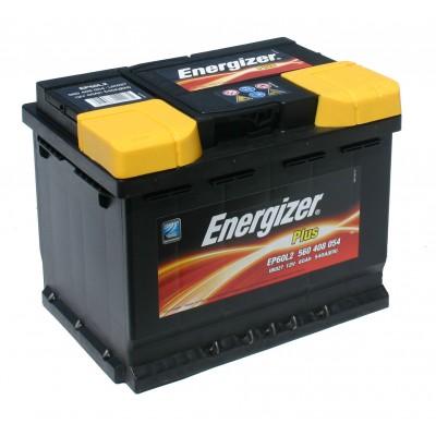 ENERGIZER PLUS AKUMULATOR 12V 60Ah L