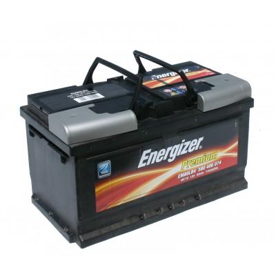 ENERGIZER PREMIUM AGM AKUMULATOR 12V 80Ah D
