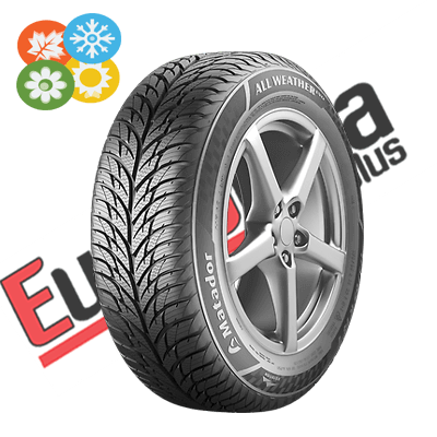 155/80 R13 MATADOR ALL WEATHER EVO MP62 79 T (F) (C) (71)