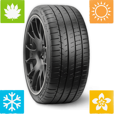 295/35 R20 MICHELIN P.S. A/S PLUS 105 V XL N0 (B) (B) (68)