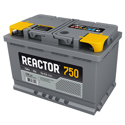 REACTOR AKUMULATOR 12V 55AH D