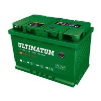 ULTIMATUM EFB START-STOP AKUMULATOR 12V 60AH D