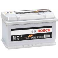 BOSCH S5 AKUMULATOR 12V 63AH D