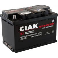 CIAK STARTER  12V 44AH D