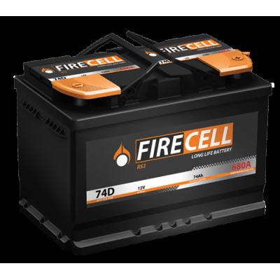 FIRECELL RS1 AKUMULATOR 12V 56Ah L