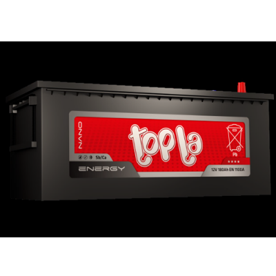 TOPLA ENERGY TRUCK ET13M AKUMULATOR 12V 135Ah L
