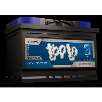TOPLA TOP SEALED TRUCK TT18 AKUMULATOR 12V 180Ah L