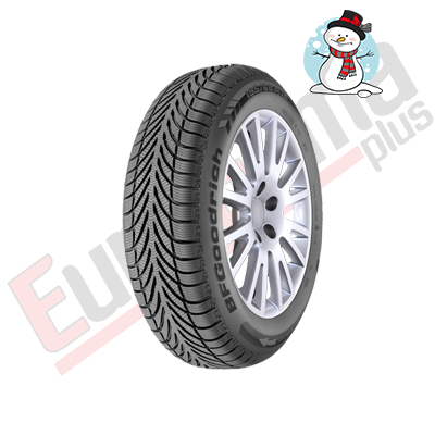 BF Goodrich G-force Winter 155/65 R14 75T