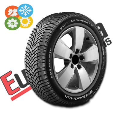 195/50 R15 BFG. G-GRIP ALL SEASON 2 82 H (E) (B) (69)