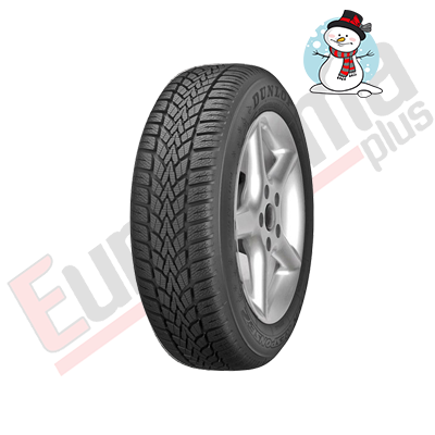 185/65 R15 DUNLOP WINTER RESPONSE 2 MS 92 T XL (C) (B) (67)