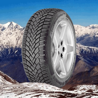 135/70 R15 CONTINENTAL WINTER CONTACT TS 760 70 T (E) (C) (71)