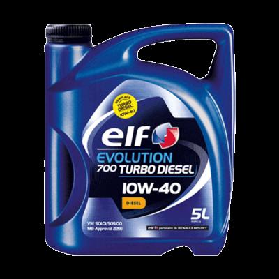 Elf Evolution 700 Turbo Dizel 10W40 5L