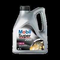 Mobil Super S (2000 X1) 10W40 4L