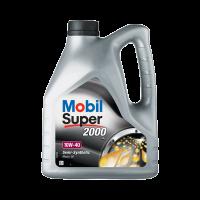 Mobil Super S (2000 X1) 10W40 5L
