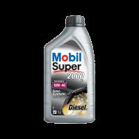 Mobil Super S (2000 X1) Dizel 10W40 1L