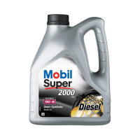 Mobil Super S (2000 X1) Dizel 10W40 4L