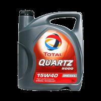 Total Q5000 15W40 Dizel 5L