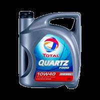 Total Q7000 10W40 Dizel 5L