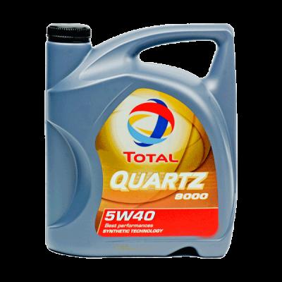 Total Q9000 5W40 4L